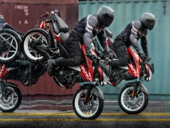 Bajaj Pulsar NS200 Gets New Colour Scheme