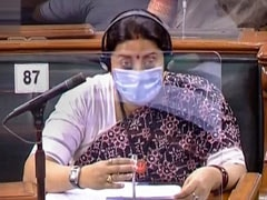 "On Lok Sabha Speaker's Request, Smriti Irani Tables ""Diet Chart For Pregnant Women"""