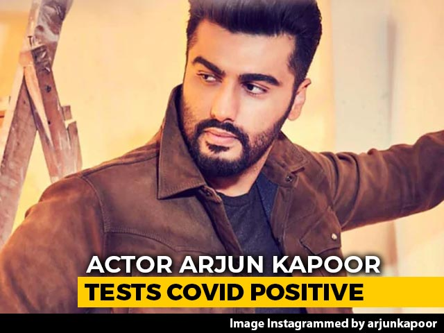 'Will Be Under Home Quarantine': Arjun Kapoor Tests Positive For COVID-19