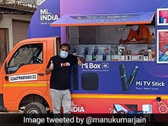 Xiaomi To Sell Phones Out Of A Van In Rural India