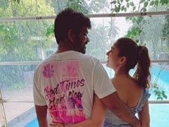 More Birthday Festivities For Nayanthara And Vignesh Shivan In Goa - This Time, His