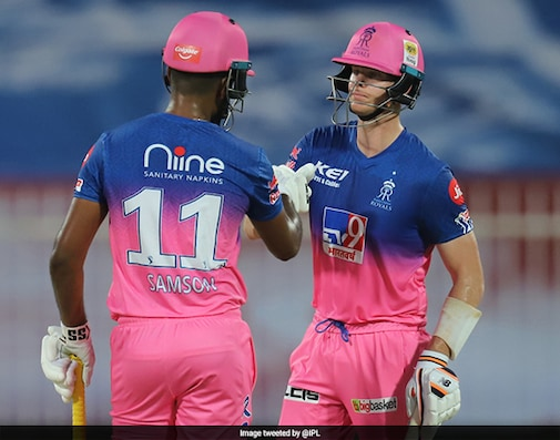 Steve Smith, Sanju Samson Fire RR To Crucial 16-Run Win Over CSK