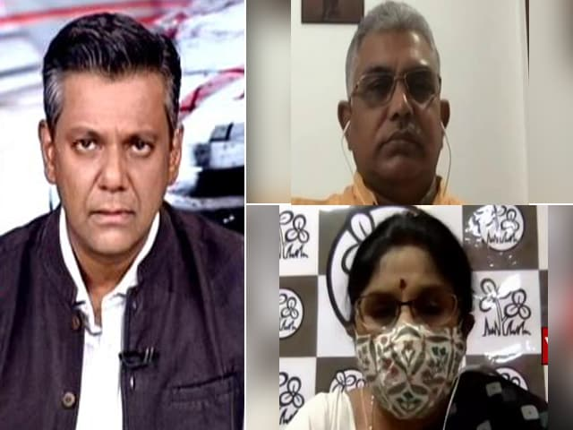 """Video : """"Corona Is Gone,"""" Says BJP's Dilip Ghosh"""