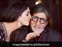 Daughters' Day: Amitabh Bachchan, Shilpa Shetty's Touching Posts. See Pics