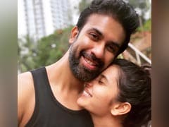 Another Day, Another Loved Up Pic Of Rajeev Sen And Charu Asopa