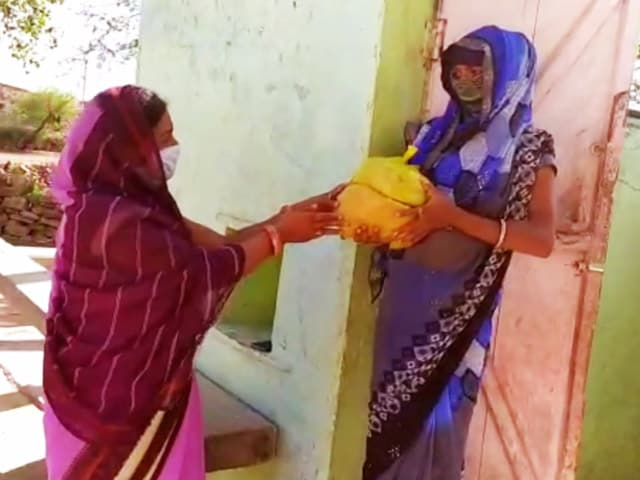 Video : COVID-19 Warriors In Villages: Anganwadi Workers Spread Message Of Hygiene, Nutrition