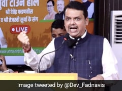 Courts Summed Up Uddhav Thackeray's Failure Of Past Year: Devendra Fadnavis