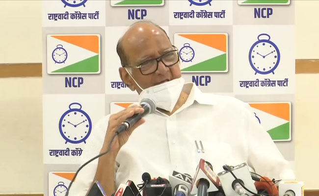'Agriculture Can't Be Run Sitting In Delhi': Sharad Pawar Faults Centre