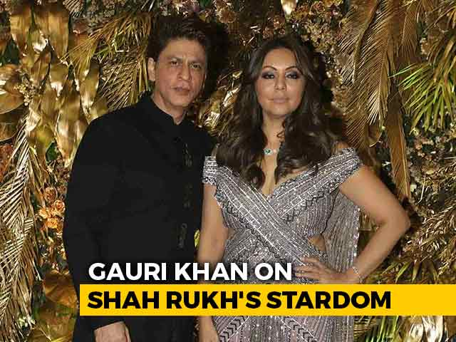 'Took A Long Time To Sink In That Shah Rukh Has Arrived': Gauri Khan To NDTV