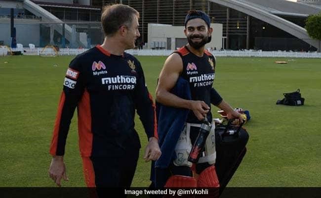 IPL 2020 Here to play cricket, not have fun says Kohli on IPL bio-bubble