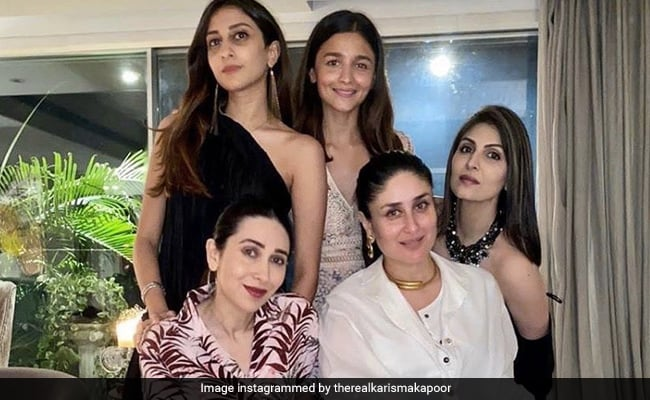 Inside Riddhima Kapoor Sahni's Birthday Celebrations With Alia Bhatt And The Kapoors
