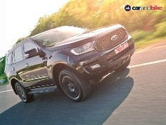 2020 Ford Endeavour Sport Launched In India; Priced At Rs. 35.10 Lakh