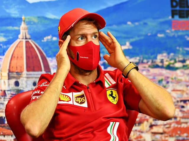 "Sebastian Vettel Says ""Dont Regret The Years Ive Spent With Ferrari"""