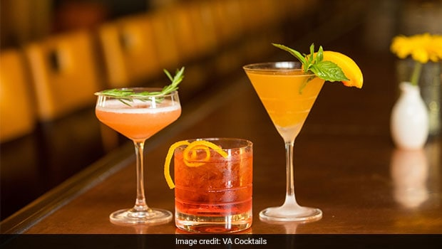 7 Interesting Cocktail Recipes From Virginia To Make A Lasting Impression On Your Guests
