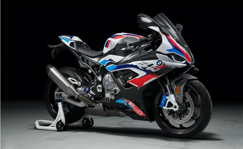 The BMW M 1000 RR is based on the S 1000 RR but offers more power, more torque