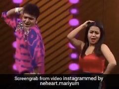 नेहा कक्कड़ ने करीना कपूर के गाने पर किया धमाकेदार डांस, थ्रोबैक Video हुआ वायरल