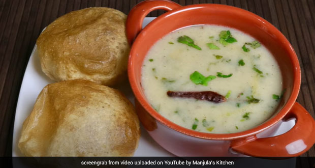 Potato Soup (Aloo Kadhi) Recipe Video: A Comforting Meal Under 30 Minutes