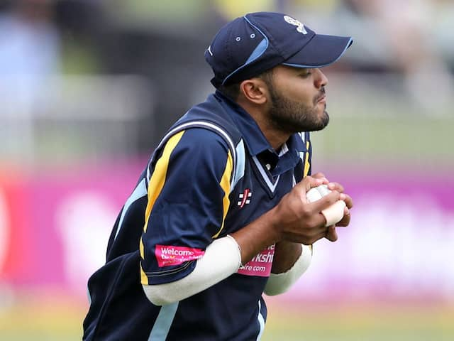 """Was Close To """"Committing Suicide"""" During Yorkshire Stint: Azeem Rafiq"""