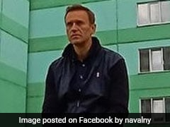 "Shed Light On Navalny's ""Attempted Murder"": Emmanuel Macron To Putin"