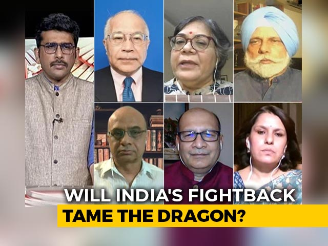 Video : Will India's Fightback Tame The Dragon?