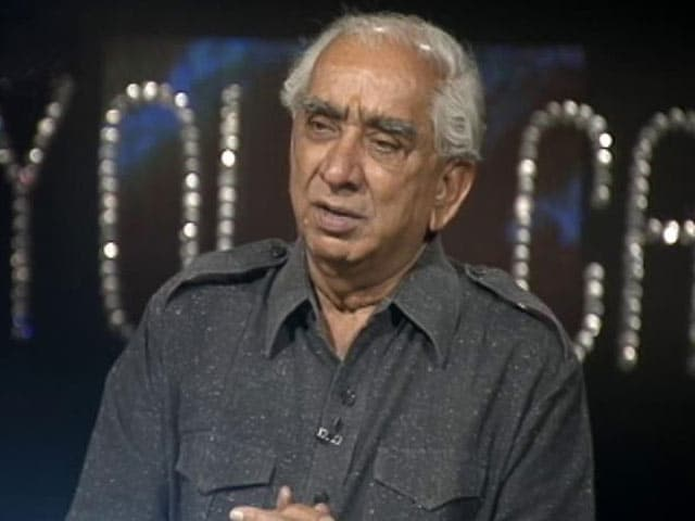 Video : Your Call With Jaswant Singh (Aired: April 2012)