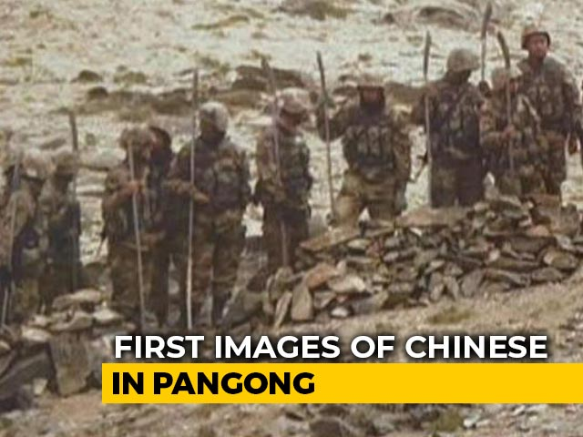 Video : Top News Of The Day: Photos Show Chinese Soldiers With Spears Near Indian Positions