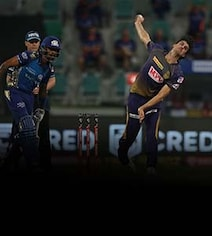 KKR Record Signing Cummins Trolled After MI Hit Him All Around The Park