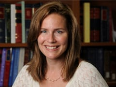 Donald Trump Nominates Amy Coney Barrett To US Supreme Court