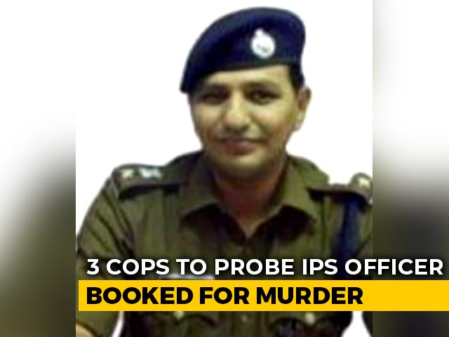 "Video : UP Police Officer To Be Charged For Murder, Cops Out ""Looking For Him"""