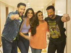 <i>Bunty Aur Babli 2</i>: Saif Ali Khan, Rani Mukerji, Siddhant Chaturvedi And Sharvari Wrap  Up The Shooting Of The Film
