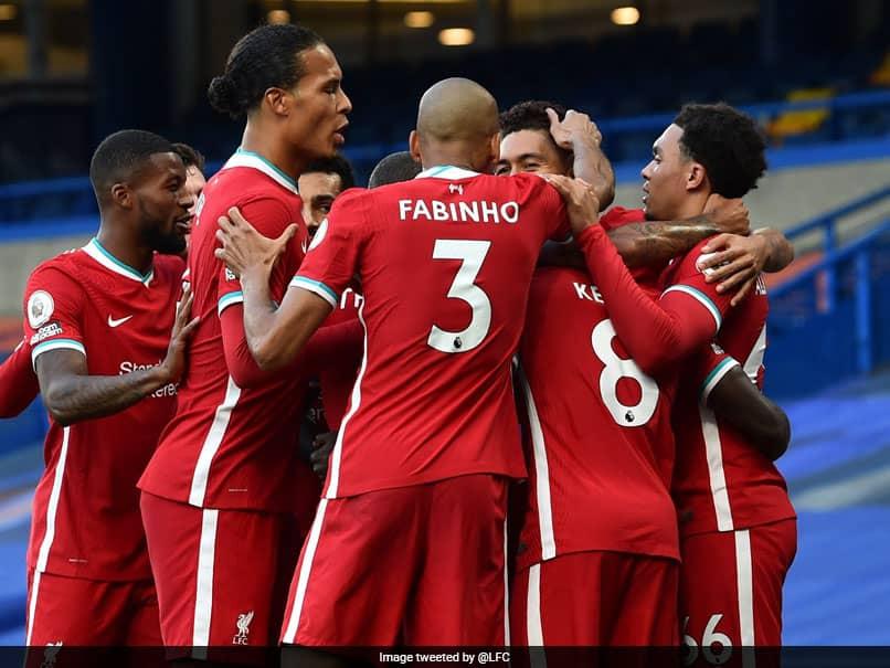 Premier League: Sadio Mane Ensures Liverpool Still Too Good For 10-Man Chelsea