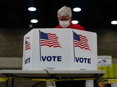 US Election Day Begins As Polls Open In New York, New Jersey, Virginia