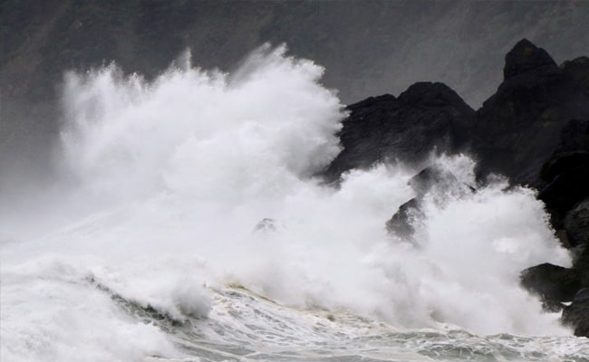 Powerful Typhoon Hits Japan, Tens Of Thousands May Get Affected