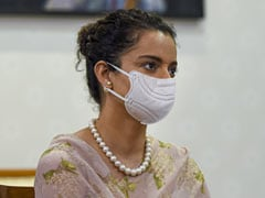 """Uddhav Thackeray Called Me '<i>Namak Haraam</i>'"": Kangana Ranaut Hits Back"