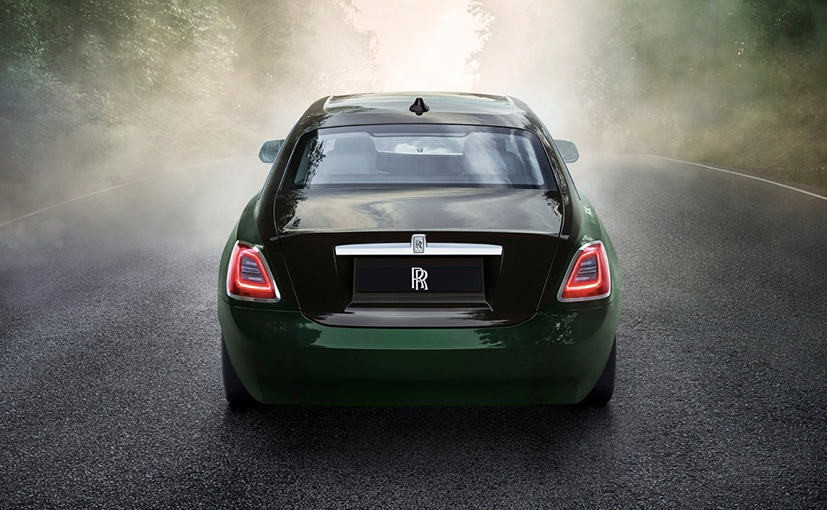 Long Wheelbase Rolls-Royce Ghost Extended Introduced ...
