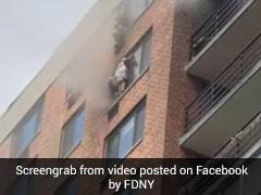 स्पाइडरमैन बनकर दमकलकर्मी ने अनोखे अंदाज़ में किया रेस्क्यू, देखें Viral Video