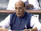 Video : In Rajnath Singh's Comments To Parliament, Strong Warning To China