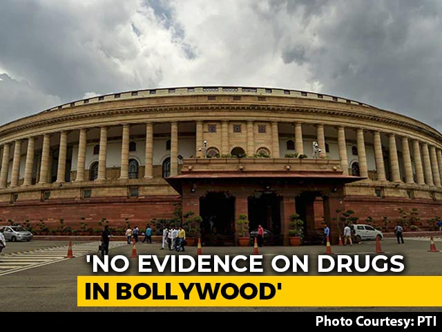 """Video : No """"Actionable Inputs"""" To Show Drug, Film Industry Nexus: Home Ministry"""