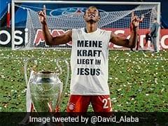 David Alaba Confirms Bayern Munich Exit At The End Of The Season