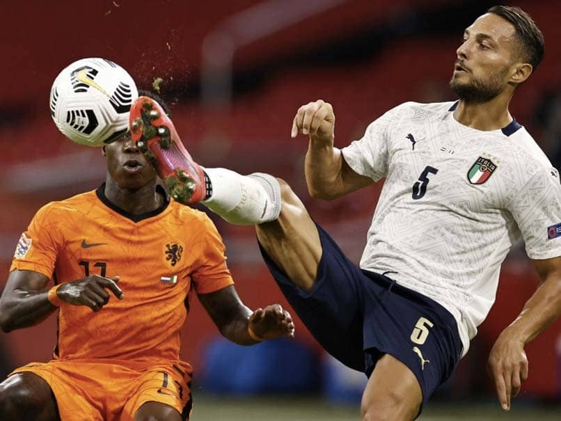 Nations League: Italy Edge Netherlands, Erling Haaland Hits Brace In Norway Rout