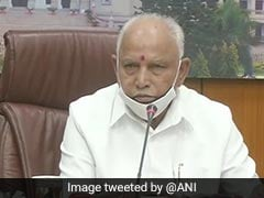 """No Objection To Congress No-Confidence Motion"": BS Yediyurappa"