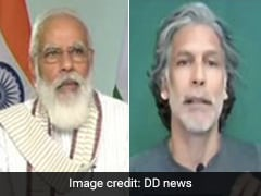 """Are You Really That Old,"" Asked PM Modi. What Milind Soman Said"