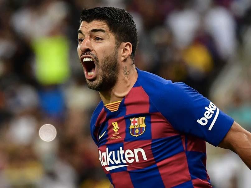 Juventus Deny Wrongdoing Amid Luis Suarez Italian Exam Probe