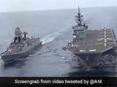 India, Japan Navies To Hold 3-Day Mega Military Exercise From Saturday