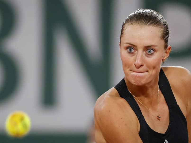 French Open: Kristina Mladenovic Calls For VAR In Tennis After Double Bounce Controversy