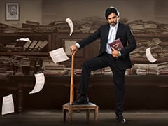 <i>Vakeel Saab</i> Motion Poster: On Pawan Kalyan's Birthday, A Gift For Fans