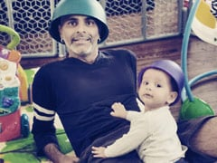 "Wanna Join Raghu Ram And Son Rhythm On Their Play Date? Just ""Get In The Bunker"""