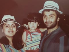On Rishi Kapoor's Birth Anniversary, Daughter Riddhima Writes About Loss And A Broken Heart