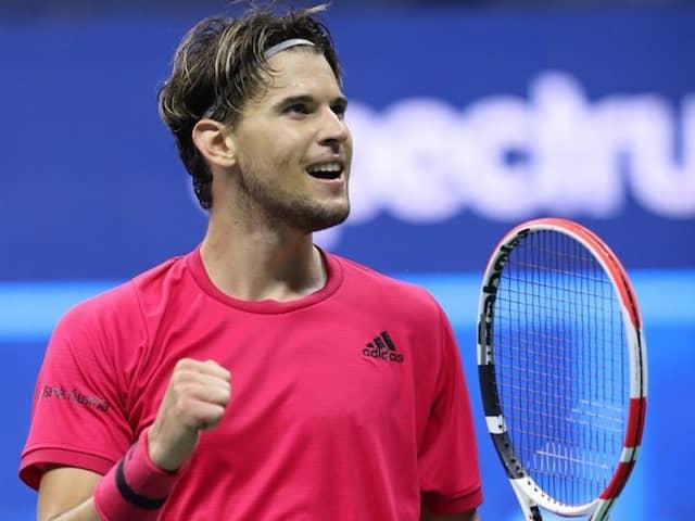 Dominic Thiem Outclasses Daniil Medvedev To Book US Open Final Berth