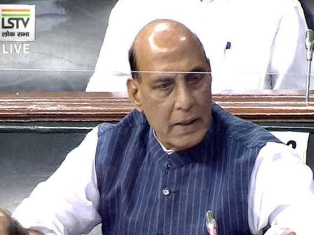 Video : Rajnath Singh In Parliament On China, Supreme Court Order On Hate TV, And Other Top Stories